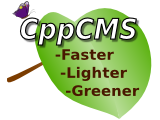 CppCMS needs You